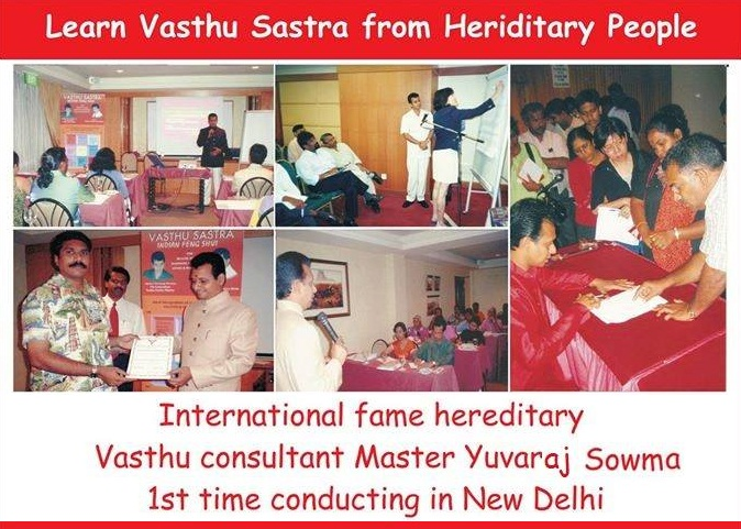 Learn Vasthu Sastra from Heriditary People